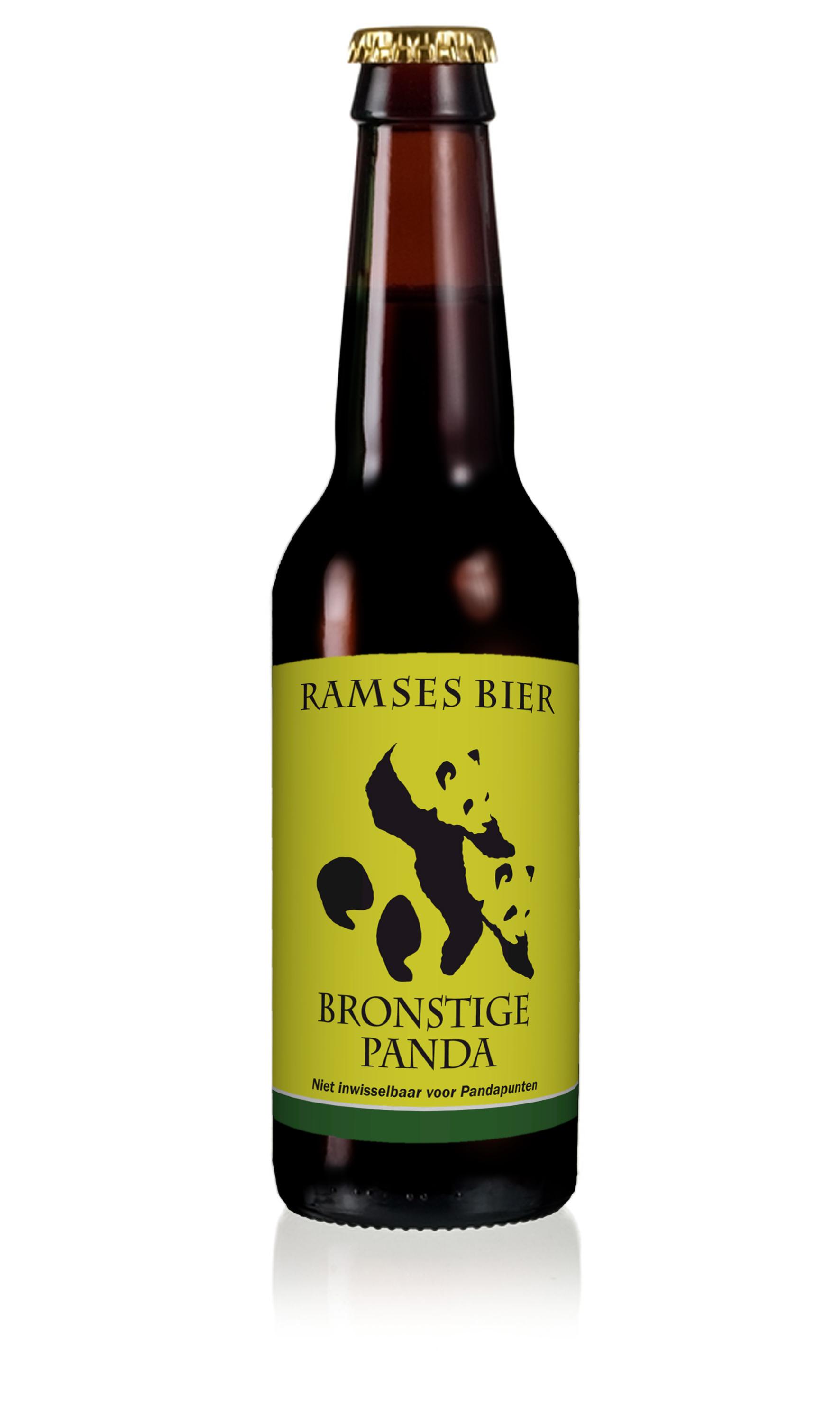 Bronstige Panda